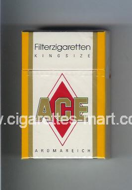 Ace (german version) ( hard box cigarettes )