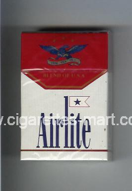 Airlite (Blend of USA) ( hard box cigarettes )