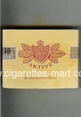 Aktive ( box cigarettes )