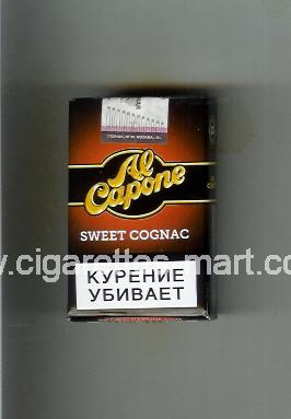 Al Capone (design 1) (Sweet Cognac) ( soft box cigarettes )