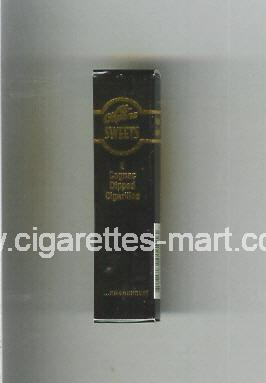 Al-Capone (design 1A) (Sweets / Cognac Dipped) ( hard box cigarettes )