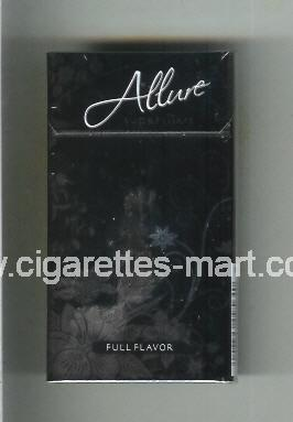 Allure (Superslims / Full Flavor) ( hard box cigarettes )