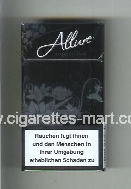 Allure (Superslims) ( hard box cigarettes )