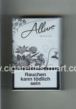 Allure (White) ( hard box cigarettes )