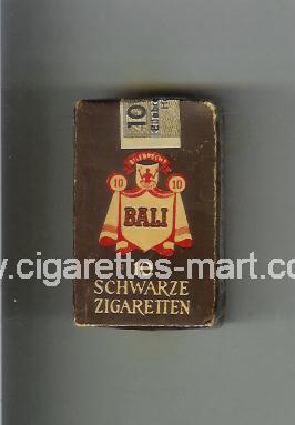 Bali (german version) ( soft box cigarettes )