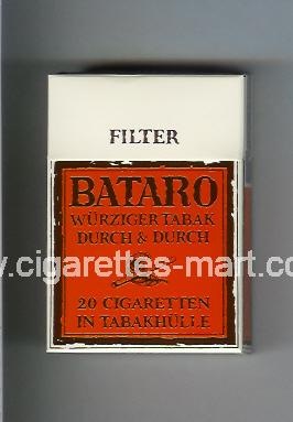 Bataro ( hard box cigarettes )