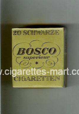 Bosco (design 2) (Superieur) ( soft box cigarettes )