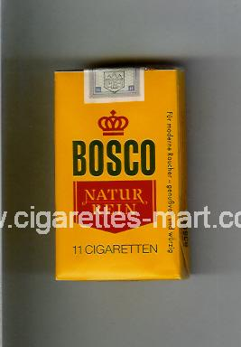 Bosco (design 3) (Naturrein) ( soft box cigarettes )