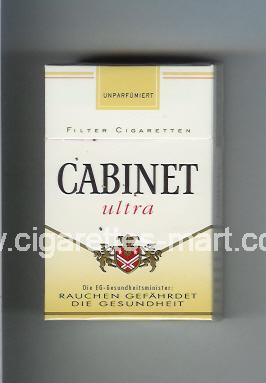 Cabinet (german version) (design 3) (Ultra) ( hard box cigarettes )