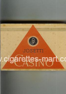 Casino (german version) (design 1A) (Josetti) ( box cigarettes )