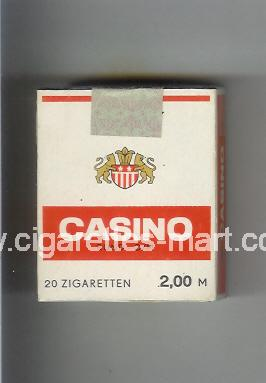 Casino (german version) (design 2) (Rund - O/M) ( hard box cigarettes )