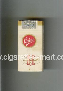 Casino (german version) (design 3) ( hard box cigarettes )