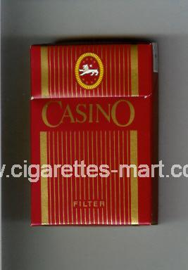Casino (german version) (design 4) ( hard box cigarettes )