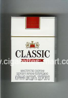 Classic (german version) (design 2) (Full Flavour / 12) ( hard box cigarettes )