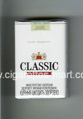 Classic (german version) (design 2) (Full Flavour / 12) ( soft box cigarettes )