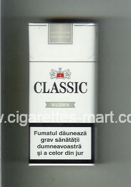Classic (german version) (design 2) (Slims / 4) ( hard box cigarettes )