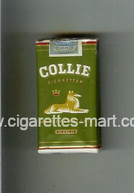 Collie (design 2) (Virginia) ( soft box cigarettes )
