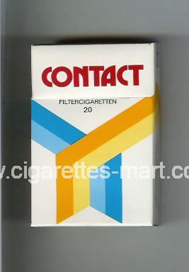 Contact ( hard box cigarettes )
