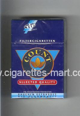 Count (design 2) (Select Quality) ( hard box cigarettes )