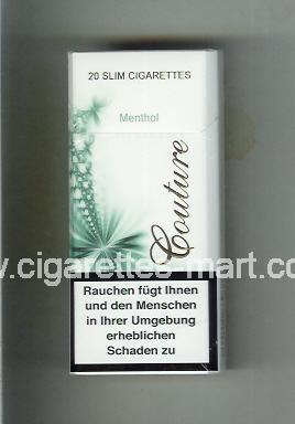 Couture (Slim / Menthol) ( hard box cigarettes )