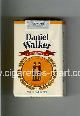 Daniel Walker (Mild Wurzig) ( soft box cigarettes )