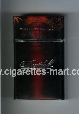 Davidoff (collection design 1A) (Classic / Finest Selection) ( hard box cigarettes )