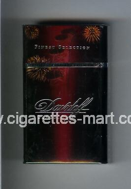 Davidoff (collection design 1C) (Classic / Finest Selection) ( hard box cigarettes )