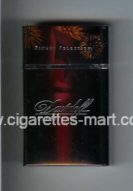 Davidoff (collection design 1D) (Classic / Finest Selection) ( hard box cigarettes )