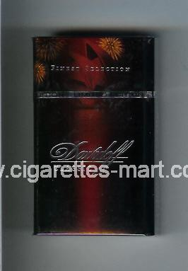 Davidoff (collection design 1E) (Classic / Finest Selection) ( hard box cigarettes )