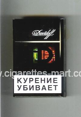 Davidoff (collection design 3A) ( hard box cigarettes )
