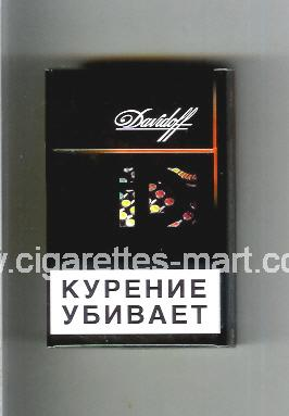 Davidoff (collection design 3C) ( hard box cigarettes )
