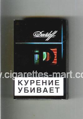 Davidoff (collection design 3G) ( hard box cigarettes )
