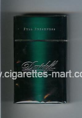 Davidoff (design 1) (Menthol / Full Freshness) ( hard box cigarettes )