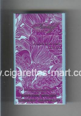 Davidoff (design 5B) (Superslims / Orient / Aroma) ( hard box cigarettes )