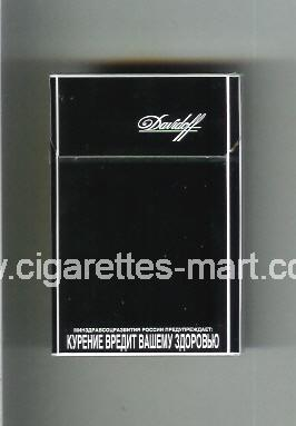 Davidoff (design 5C) ( hard box cigarettes )