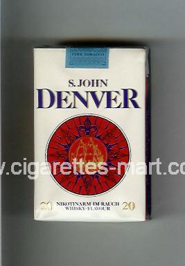 Denver S.John ( soft box cigarettes )