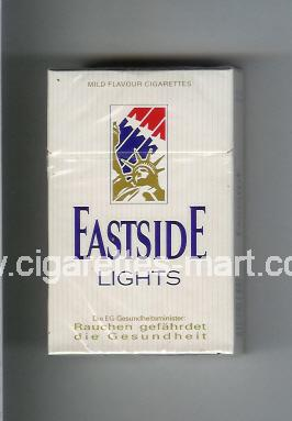 Eastside (Lights) ( hard box cigarettes )