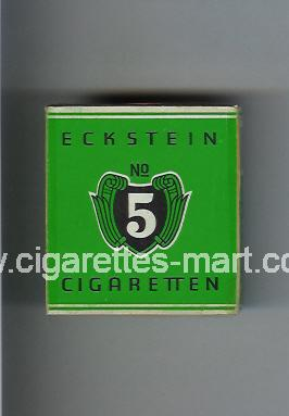 Eckstein No 5 ( box cigarettes )