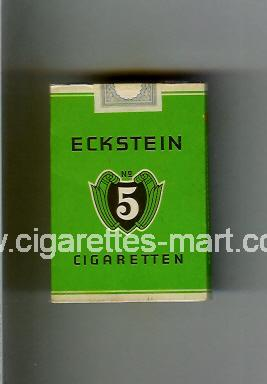 Eckstein No 5 ( hard box cigarettes )