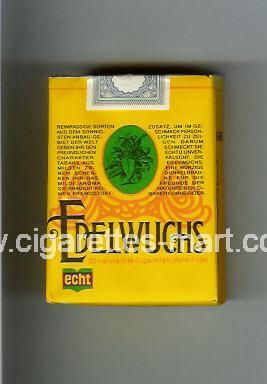 Edelwuchs (Echt) ( soft box cigarettes )