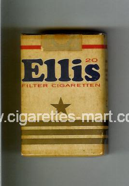 Ellis (design 1) ( soft box cigarettes )
