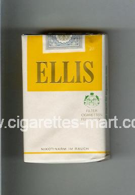 Ellis (design 2) ( soft box cigarettes )