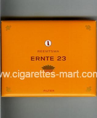 Ernte 23 (design 1A) ( box cigarettes )