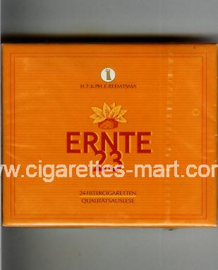 Ernte 23 (design 2) ( box cigarettes )
