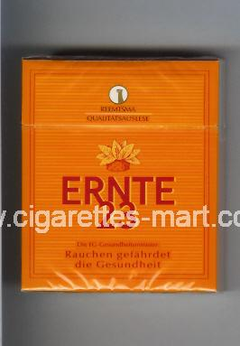 Ernte 23 (design 2) ( hard box cigarettes )