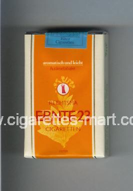 Ernte 23 (design 4) ( soft box cigarettes )