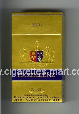 Exzellenz ( hard box cigarettes )