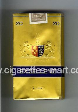Exzellenz ( soft box cigarettes )