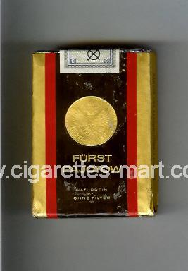 Furst Pajotow (Naturrein / Ohne Filter) ( soft box cigarettes )