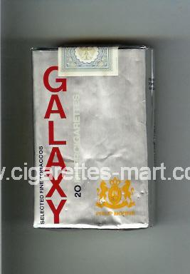 Galaxy (german version) ( soft box cigarettes )